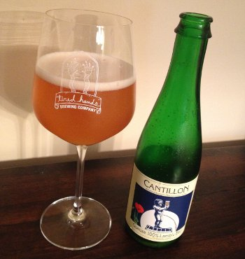 Cantillon Gueuze 100% Lambic-Bio
