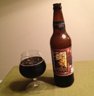 Cape Ann Fishermans Imperial Pumpkin Stout