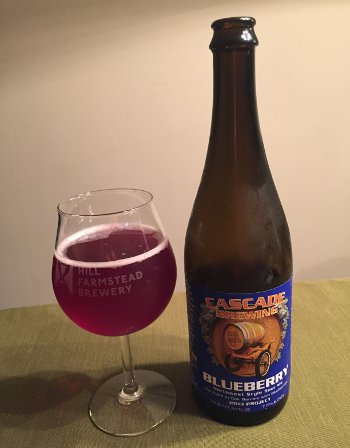 Cascade Blueberry Ale