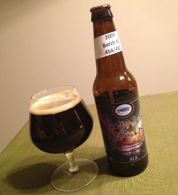 Cigar City Capricho Oscuro