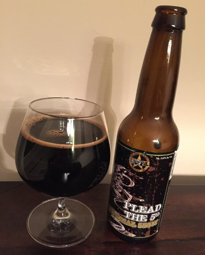Plead the 5th Stout