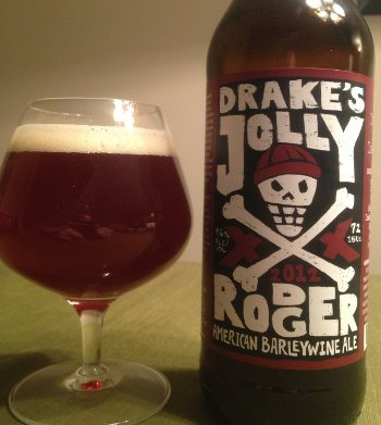 Drakes Jolly Rodger