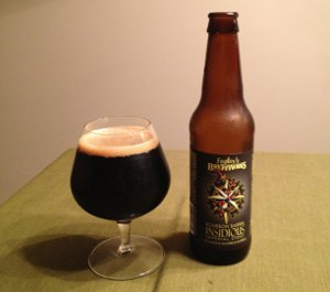 Fegleys Brew Works Bourbon Barrel Insidious