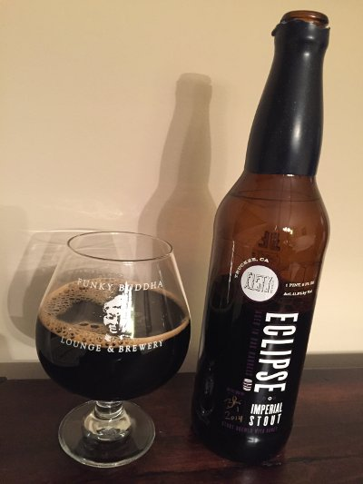 Fifty Fifty Imperial Eclipse Stout - Evan Williams (23 Year)