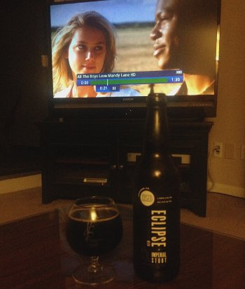 FiftyFifty Imperial Eclipse Stout - Evan Williams