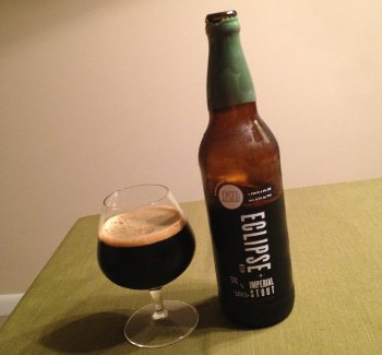 Imperial Eclipse Stout - Heaven Hill Rittenhouse Rye