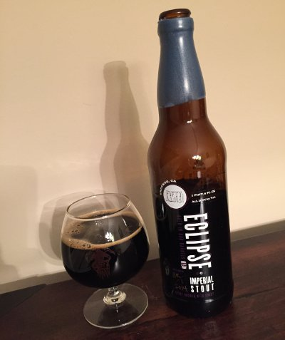 Imperial Eclipse Stout - Woodford Reserve