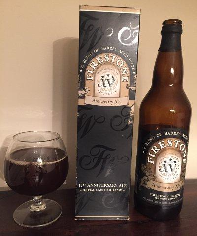 Firestone Walker XV - Anniversary Ale