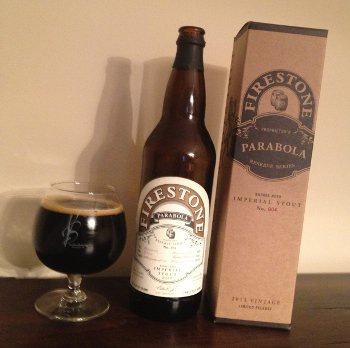 Firestone Walker Parabola 2013