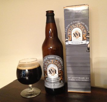 Firestone Walker XVI - Anniversary Ale