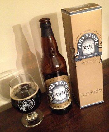 Firestone Walker XVII - Anniversary Ale