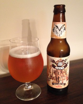 Flying Dog Single Hop Imperial IPA Citra