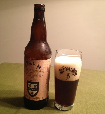 Foley Brothers Native Brown Ale
