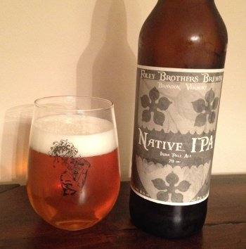 Foley Brothers Native IPA