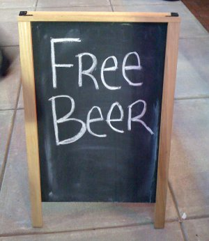 Free Beer!