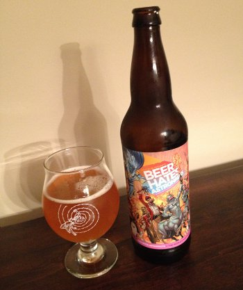 Half Acre Beer Hates Astronauts
