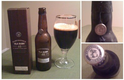 Harviestoun Ola Dubh 40