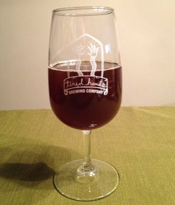 Homebrewed Barleywine