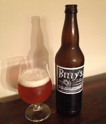Howler Billys Pale Ale
