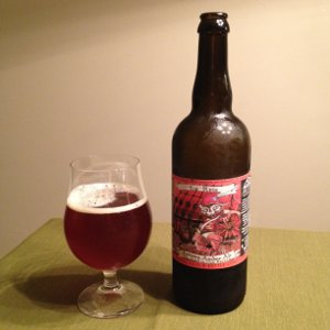 Jolly Pumpkin La Roja