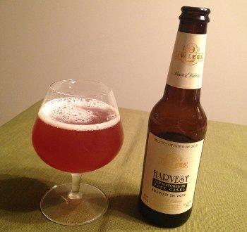 J.W. Lees Port Cask Harvest Ale