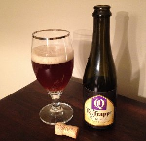 La Trappe Quadrupel Oak Aged Batch 3