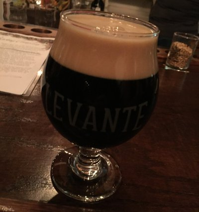 Levante Bullitt Train Bourbon Vanilla Stout