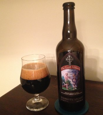 Lost Abbey Serpents Stout