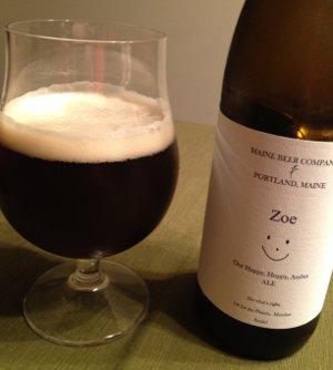 Maine Beer Co. Zoe