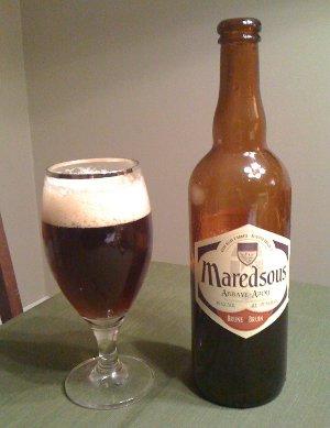 Maredsous 8 - Dubbel