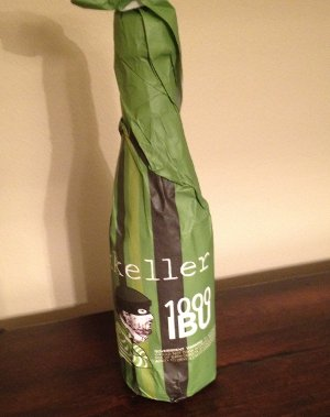Mikkeller 1000 IBU Packaging