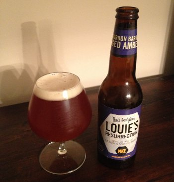 Milwaukee Brewing Louies Resurrection