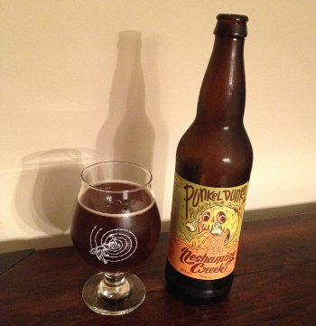 Neshaminy Creek Punkel Dunkel Pumpkin Wheat Ale