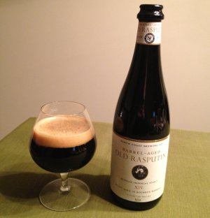 North Coast Old Rasputin XIV