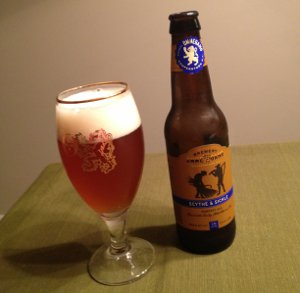 Ommegang Scythe and Sickle
