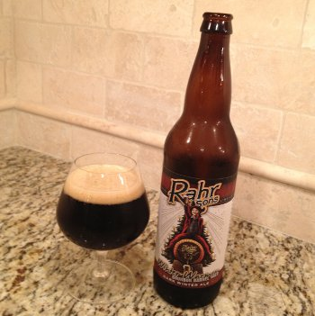Rahr and Sons Bourbon Barrel Aged Winter Warmer