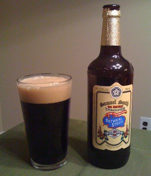 Samuel Smith Oatmal Stout