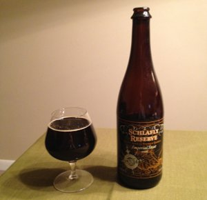 Schlafly Reserve Imperial Stout 2008