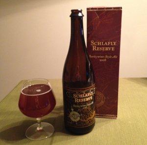 Schlafly Oak Aged Barlywine Style Ale