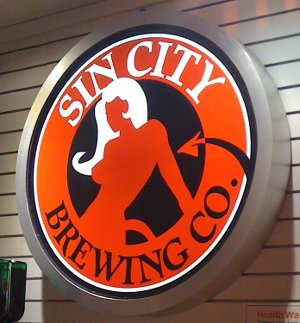 Sin City Brewing Logo