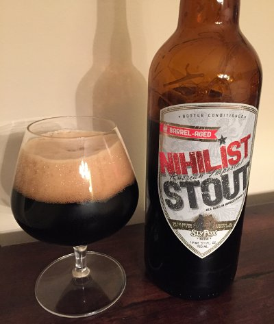 Sly Fox Barrel Aged Nihilist