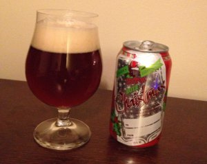 Sly Fox Christmas Ale 2012