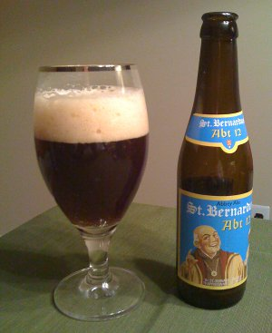 St Bernardus Abt 12