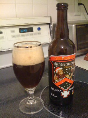 St. Bernardus Christmas Ale