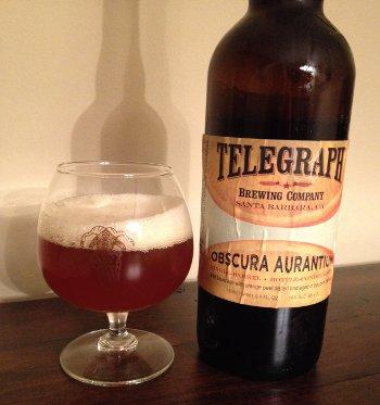 Telegraph Obscura Aurantium