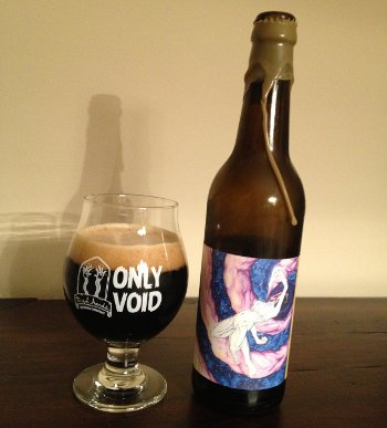 Tired Hands Rye Barrel Only Void