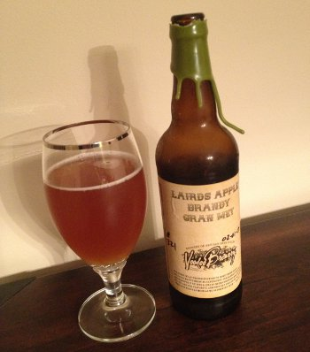 Voodoo Lairds Apple Brandy Barrel Gran Met