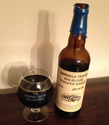 Voodoo Brewing Buffalo Trace Big Black Voodoo Daddy