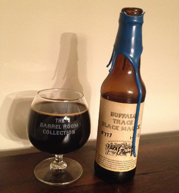 Voodoo Brewing Buffalo Trace Black Magick