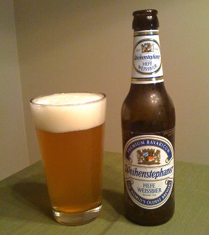 Weihenstephaner Hefe Weissbier